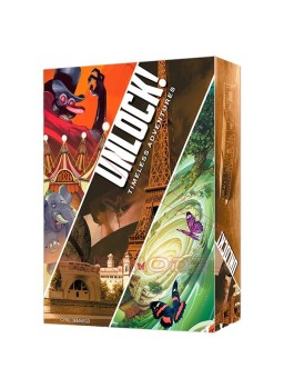 Juego de escape Unlock! Timeless Adventures