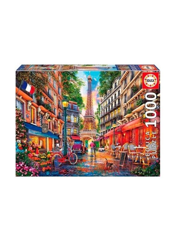 Puzzle 1000 piezas Paris