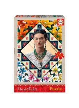 Puzzle 500 piezas Frida Kahlo