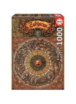Puzzle 1000 piezas zodiaco