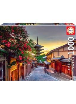 Puzzle 1000 piezas pagoda Japon
