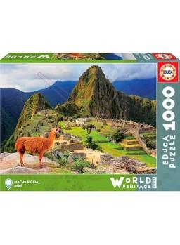 Puzzle 1000 piezas machu pichu