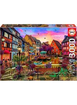 Puzzle 3000 piezas Colmar, Francia