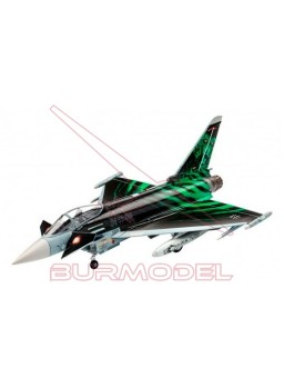 Maqueta Model Set Eurofigther Ghost Tiger 1/72