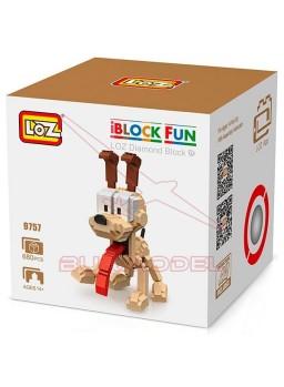 Kit perrito 680 piezas LOZ