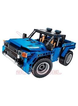 Construcción coche RC 353 piezas