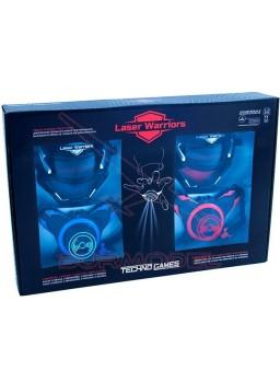 Juego Laser Warriors Techno Games
