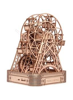 Maqueta de madera Noria