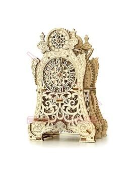 Maqueta de madera Reloj mágico