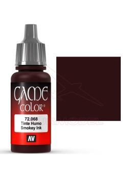 Pintura Vallejo Game Color Tinte Humo 17ml