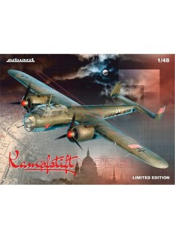 Maqueta avión bombardero Kampfstift 1/48