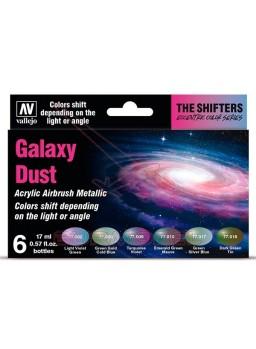 Set de colores The Shiefters Galaxy Dust