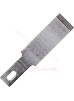 Cuchilla Nº17G para cutter 25101 (unidad)