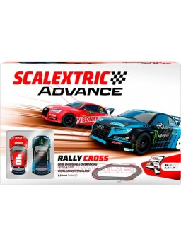 Circuito Scalextric Rally Cross