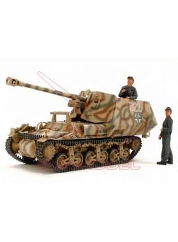 Maqueta cazacarros Jagdpanzer Marder I Sd. Kfz.135