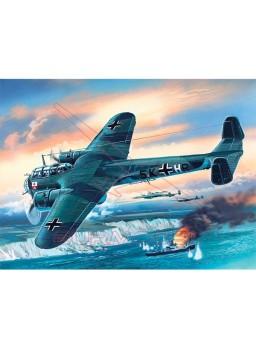 Maqueta Bombardero Alemán Do 17Z-2 IIGM 1:48