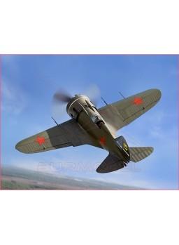 Maqueta avión Soviético I-16 type 28 IIGM 1:48