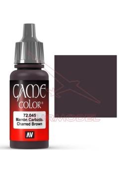 Pintura Marrón Carbonizado Game Color 17ml