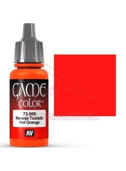 Pintura Vallejo Game Color Naranja Tostado 17ml