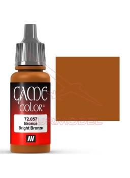 Pintura Bronce Game Color 17ml