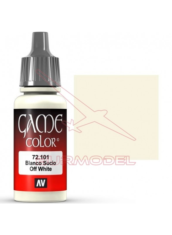 Pintura Blanco Sucio Game Color 17ml