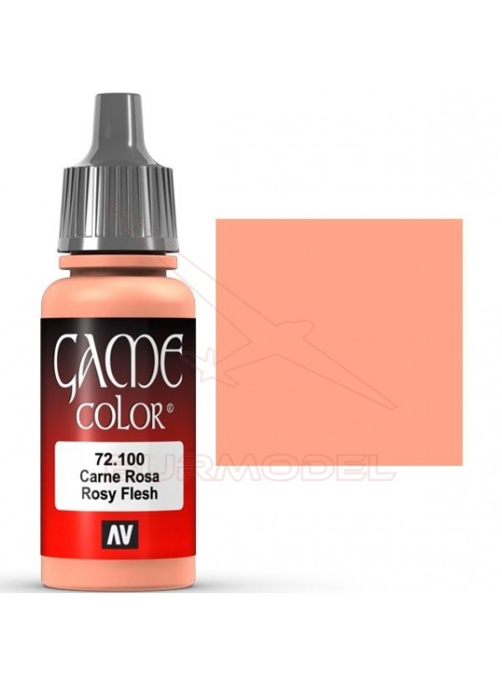 Pintura Carne Rosa Game Color 17ml