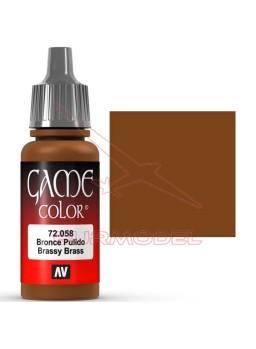 Pintura Bronce Pulido Game Color 17ml