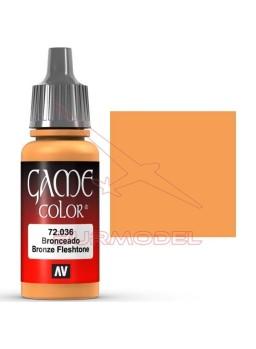 Pintura Bronceado Game Color 17ml