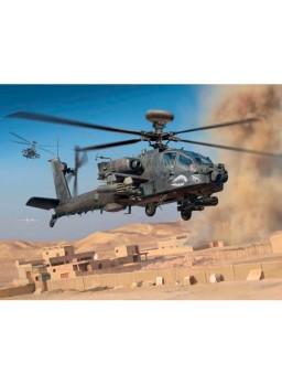 Maqueta helicóptero U.S. Army AH-64D 1:72