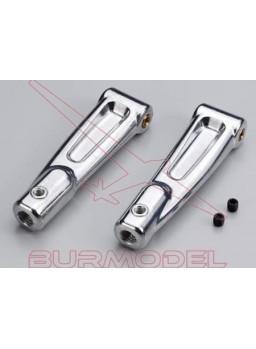 Trapecio aluminio superior Hyper 7