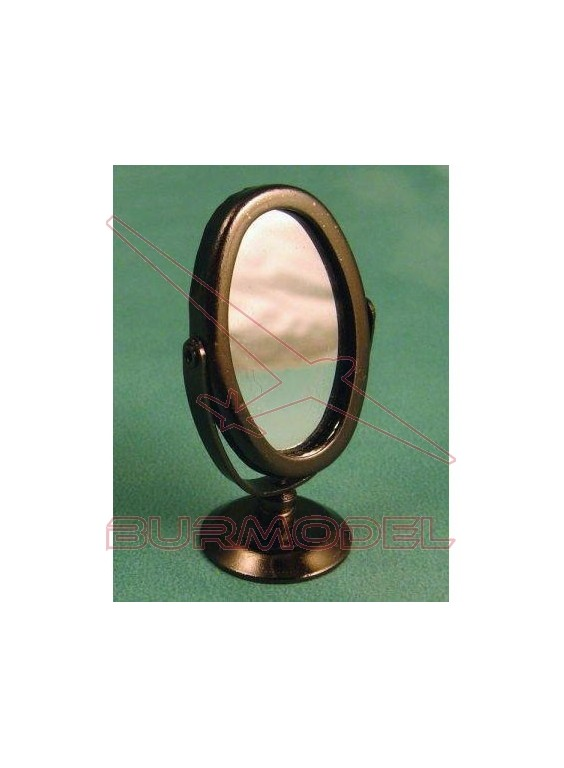 Espejo giratorio. Escala 1/12
