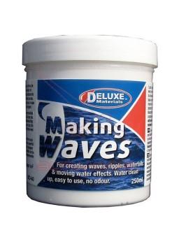 Making waves 250 ml. Efecto olas, agua.