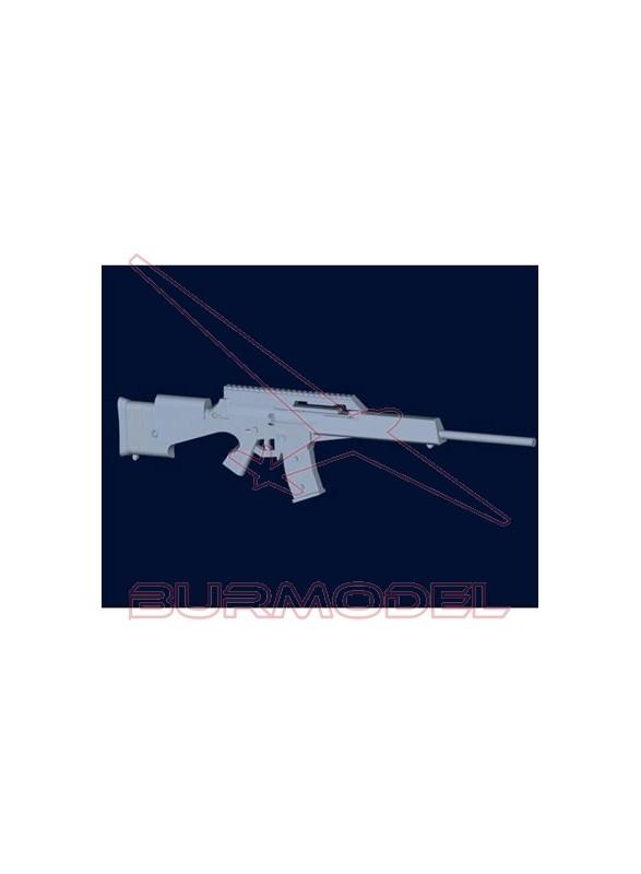 Maqueta armas alemanas SL8-2 (6 unidades) 1:35
