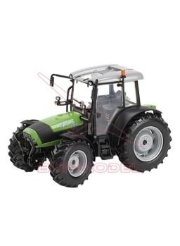 Maqueta tractor Deutz-fahr Agrofarm 1:32 Ros