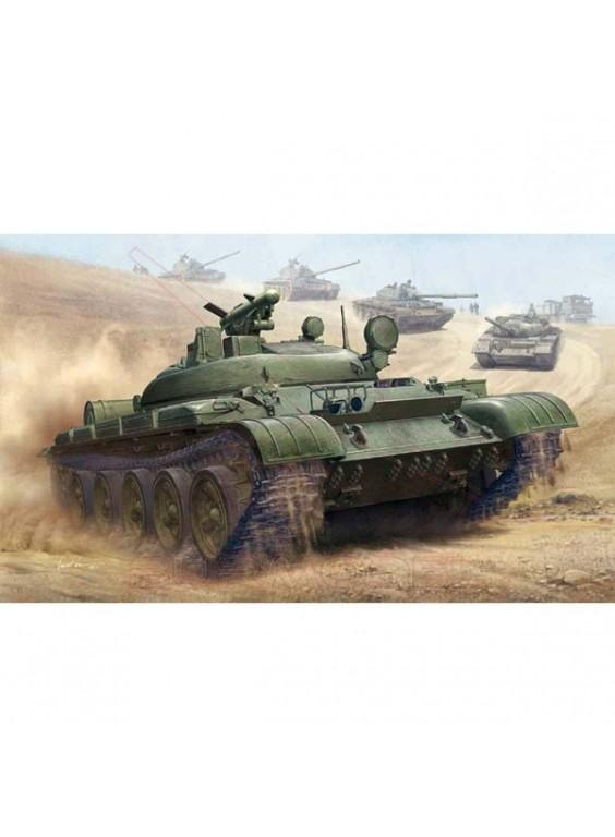 Maqueta tanque Soviet IT-1 Missile Tank 1/35