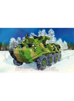 Maqueta vehículo Russian BTR-60 PB 1/35