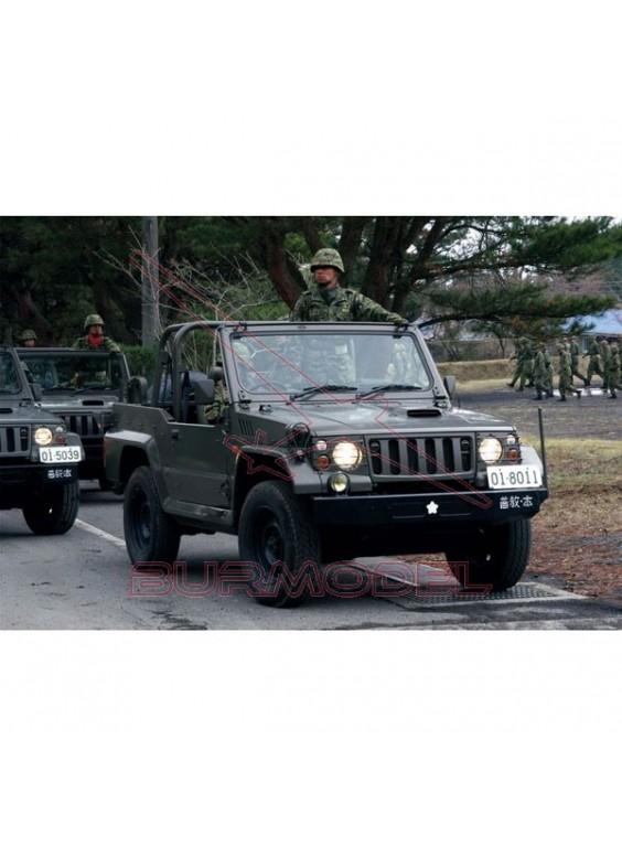Vehiculo militar Light Truck type 73 1/35