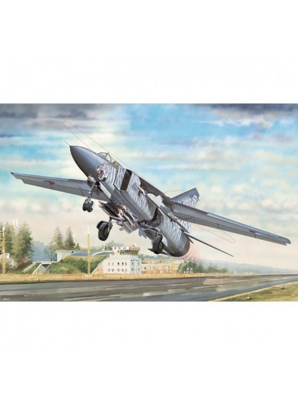 Maqueta avión Mig-23ML Flogger-G 1:32