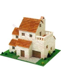Kit de construcción Casa Rural (escala HO)