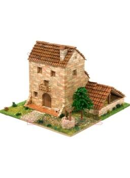 Kit construcción Casa rural 1