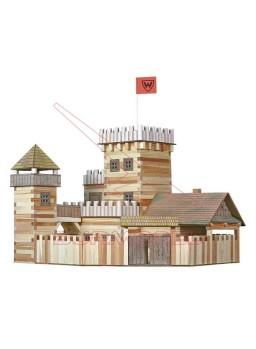 Kit de montaje madera castillo
