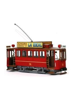 Tranvía Cangrejo Cibeles