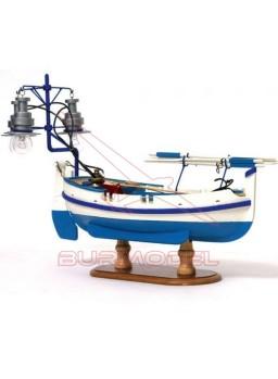 Barco de luz Calella