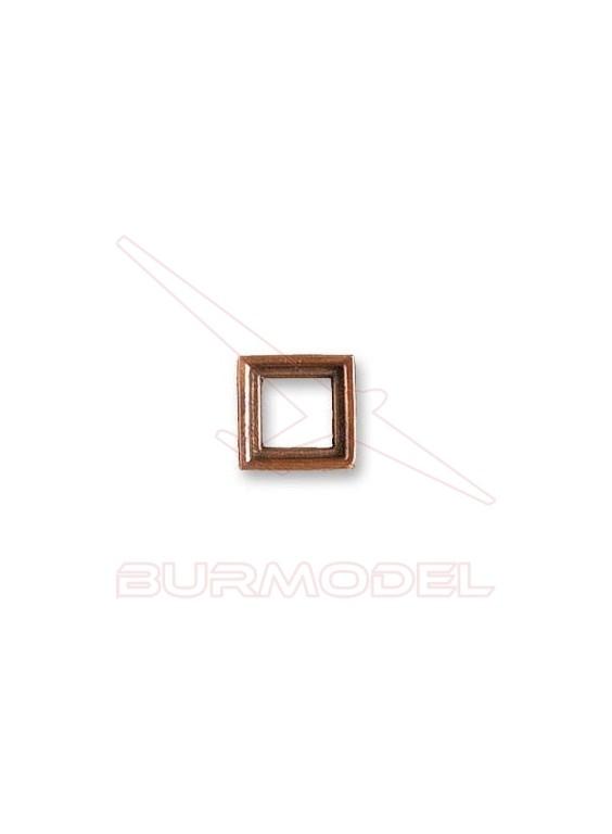 Marco tronera 10 x 10 mm (4 unidades)
