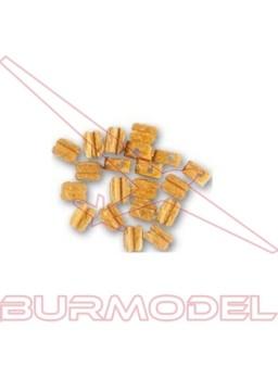 Motón de Boj 5 mm (18 unidades)