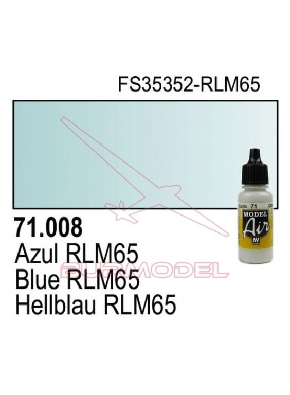 Pintura Vallejo Azul claro 008