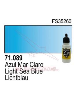 Pintura Vallejo Azul claro 089