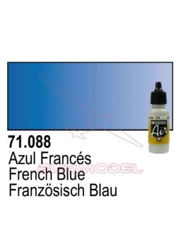 Pintura Vallejo Azul francés 088