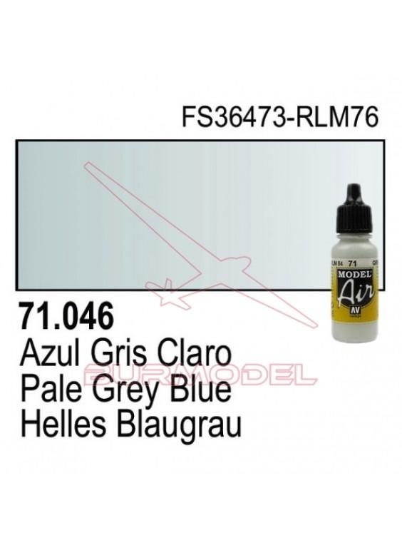 Pintura Vallejo Azul gris claro 046