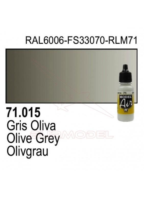 Pintura Vallejo Gris oliva 015